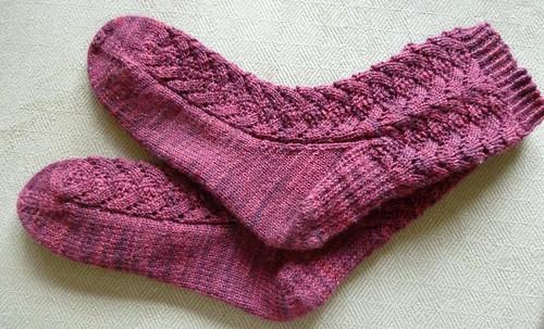 Coralicious Socks