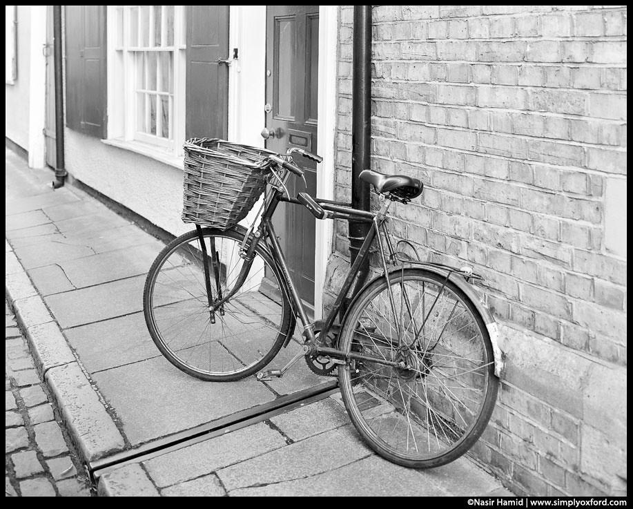 A nice old bike