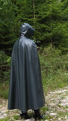 Heavy Gumpla 0021 (Rainhood) Tags: cape hood rainwear pvc kapuze raincape regencape gumpla heavygumpla