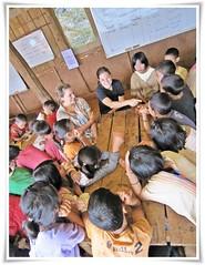 4DekDoi Team & Foreigner Volunteer Teachers 2011