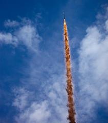 [フリー画像] 社会・環境, 科学, ロケット, 201109262300