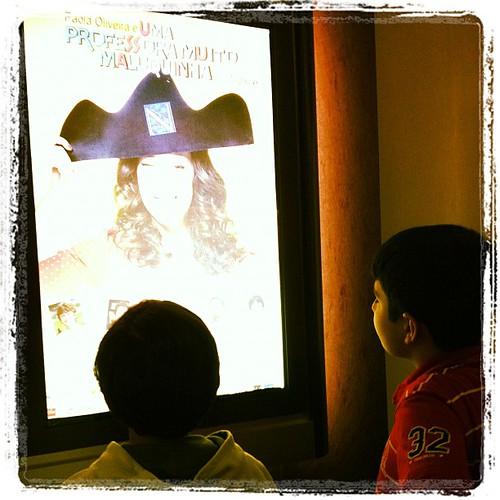 Como ver filmes baseados em livros de Ziraldo e não lembrar do @samabr? :D