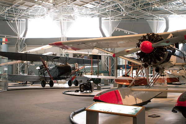 Canada Aviation Museum