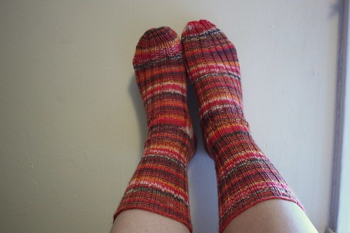 September 25: Tube Socks