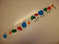 Kobey's Colour Pattern (Kathy Cassidy) Tags: colour pattern patterning mcasks11