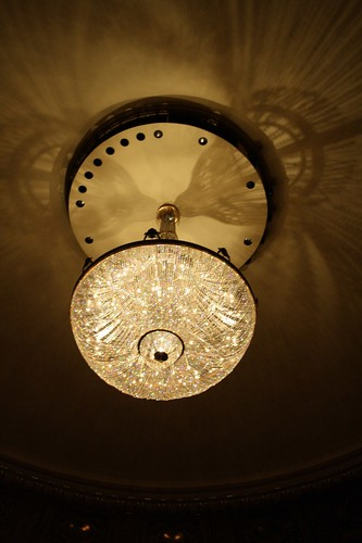 Pabst Theater Chandelier