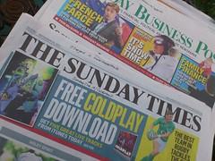 Sunday News 25 Sep 11