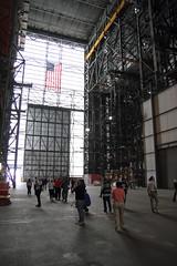 GRAIL NASA Tweetup Inside the VAB