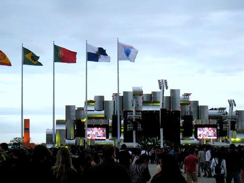 Palco Mundo - Rock in Rio 2011