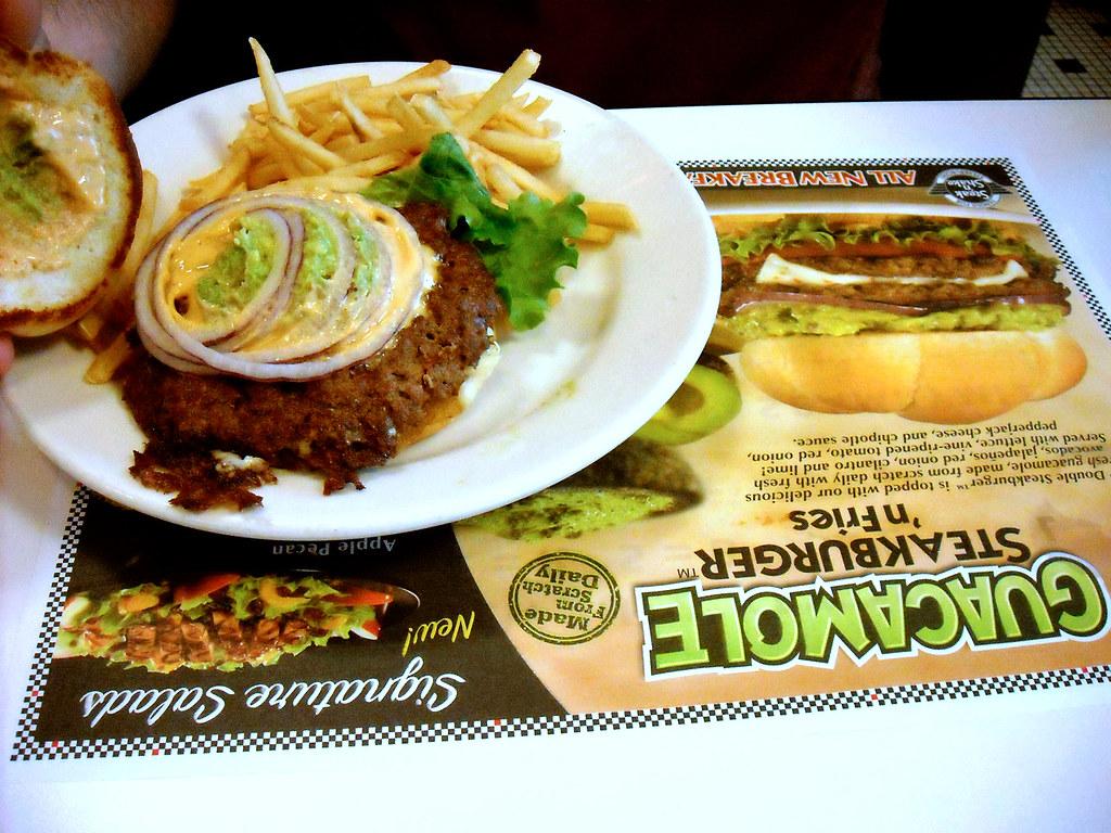 365-107 SS Guac Steakburger