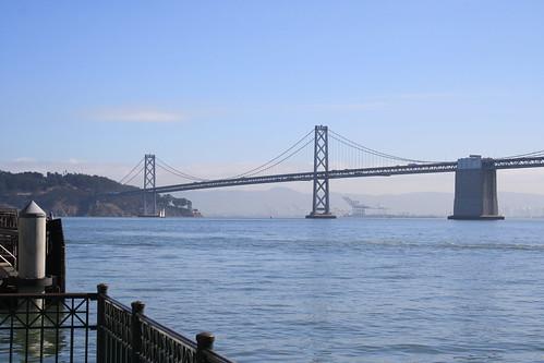 SF - bay bridge by machen und tun