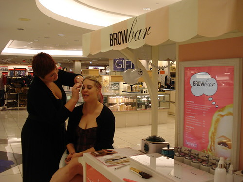 Pretty In Dayton: Clueless About Brows? Try Benefit's Brow Mapping