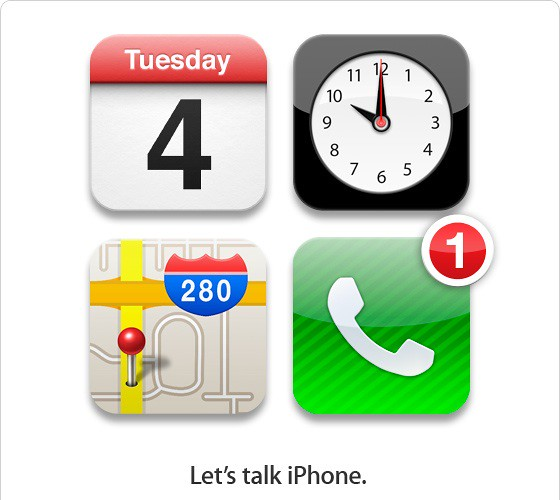 BREAKING: Apple's October 4th iPhone 5 Event Confirmed