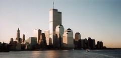 Manhattan New York (Aah-Yeah) Tags: world new york columbus usa tower big manhattan twin center appel amerika trade caravelle