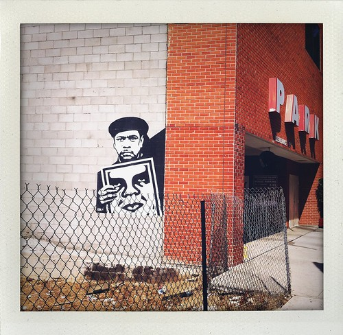 Art: New OBEY In Westwood Village by Sanctuary-Studio