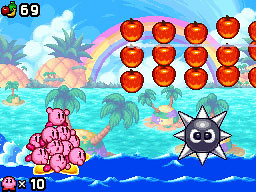 Kirby Mass Attack review