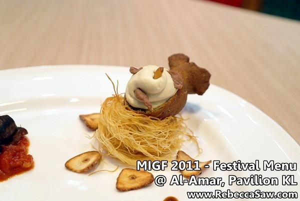 migf 2011 - Al-Amar Lebanese Restaurant-7