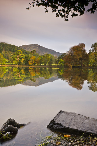 Coniston Autumn