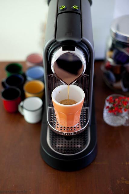 Café pra começar bem o dia!
