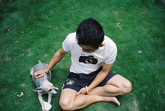 (夏先生) Tags: summer film analog taiwan rick explore analogue kodakgold400 ittakestwo canonas1 canonsureshota1