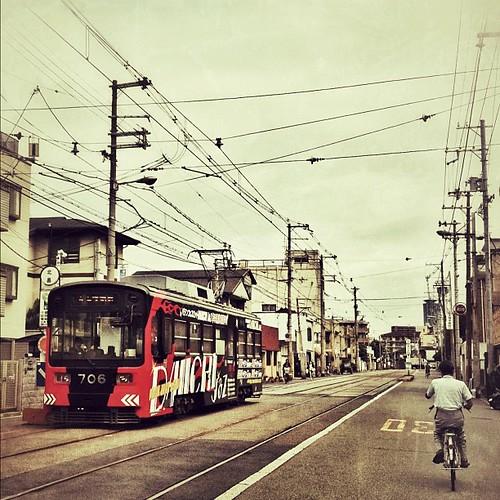今日の写真 No.389 – 昨日Instagramへ投稿した写真(2枚)/iPhone4+Camera+、Snapseed
