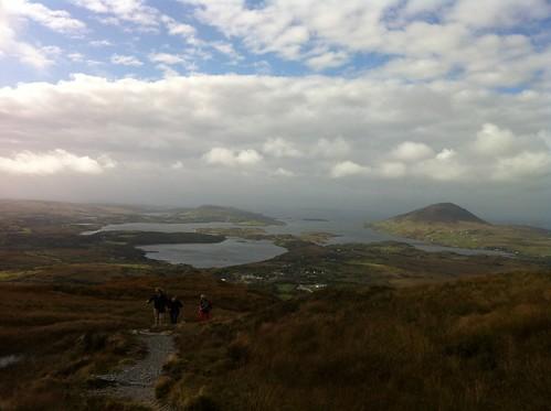 Irish sky (two)
