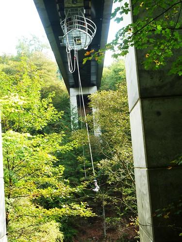 Bungee Jump under Garry Bridge