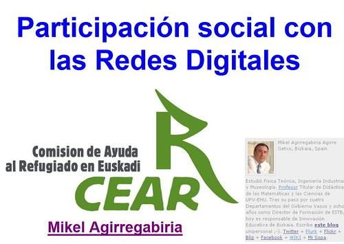 ParicipaciónSocial CEAR Euskadi