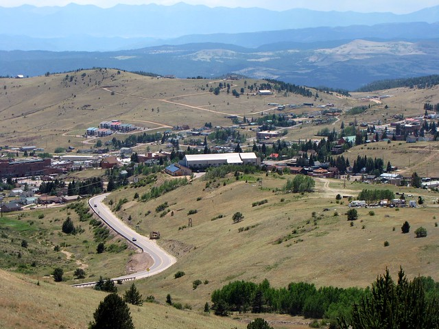 Cripple Creek: An Old Mining Town  Turned Casino