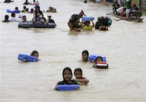 Typhoon Pedring, Bulacan, disasters, typhoons