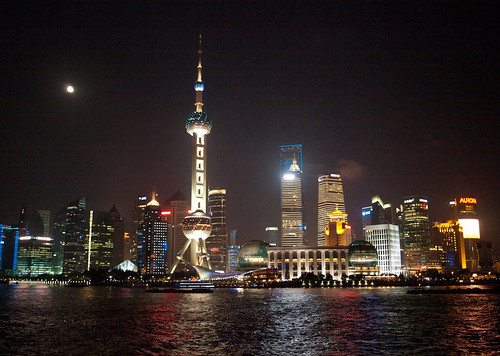 Pudong - noche (01)