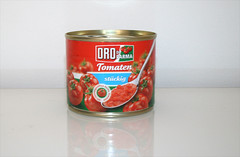 06 - Zutat Tomaten stückig
