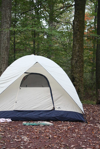 Home Sweet Tent