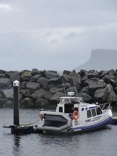 Ballycastle Boat
