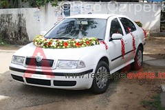 Car decor (Red Carpet Events India) Tags: road wedding home car mobile projectors rental kerala stages medical mice event reception conference shows conferences decor cochin meets emak dealer managers hoardings reputed redcarpetevents eventmanagementcochin eventmanagementkochi audiovisualrentalscochin