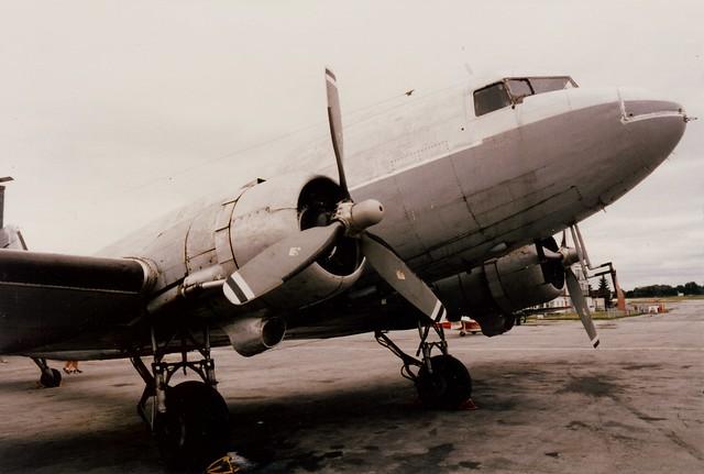 DC3 C-FOOW