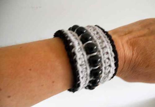 Armband à la Lindevrouw / Bracelet à la Lindevrouw by evstra
