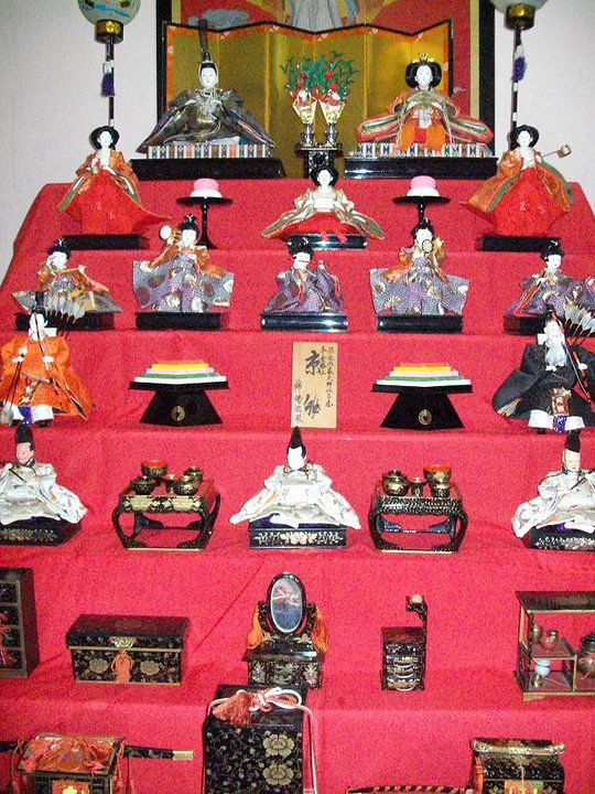 Hina Doll Set