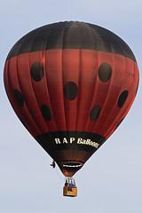 "G-BWWE ""RAP Balloons"""