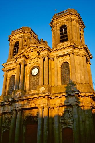 Cathédrale Saint Mammès, Langres