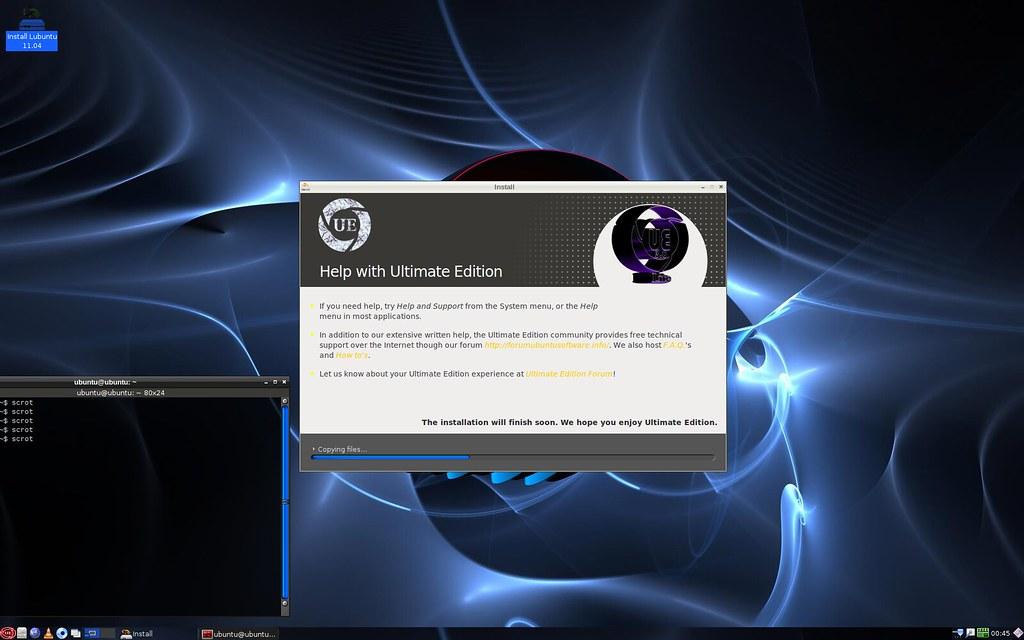 Download Ubuntu Ultimate Editions (Looks Cool) - NoobsLab ...