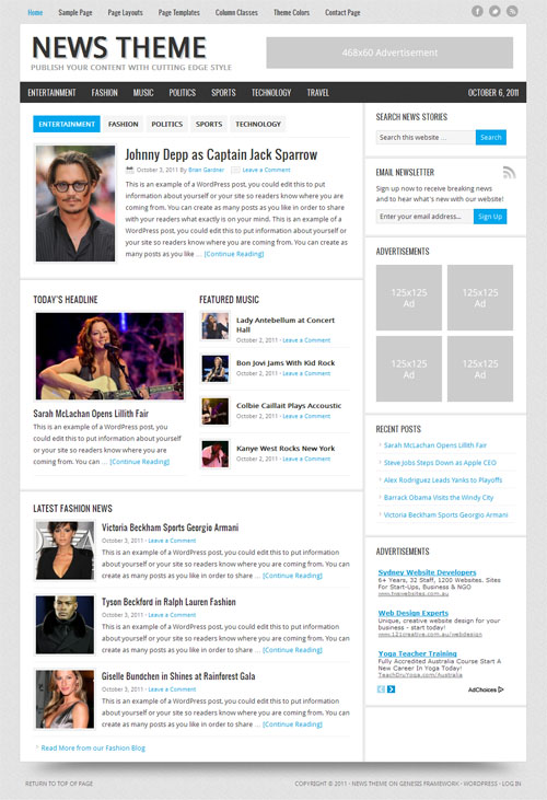 news-2-wordpress-theme
