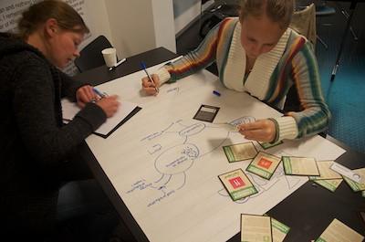 Brainstorming, Oslo