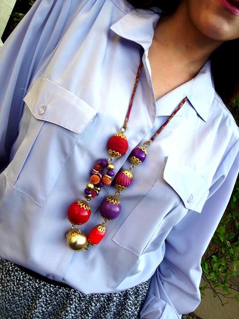 Necklace World Market