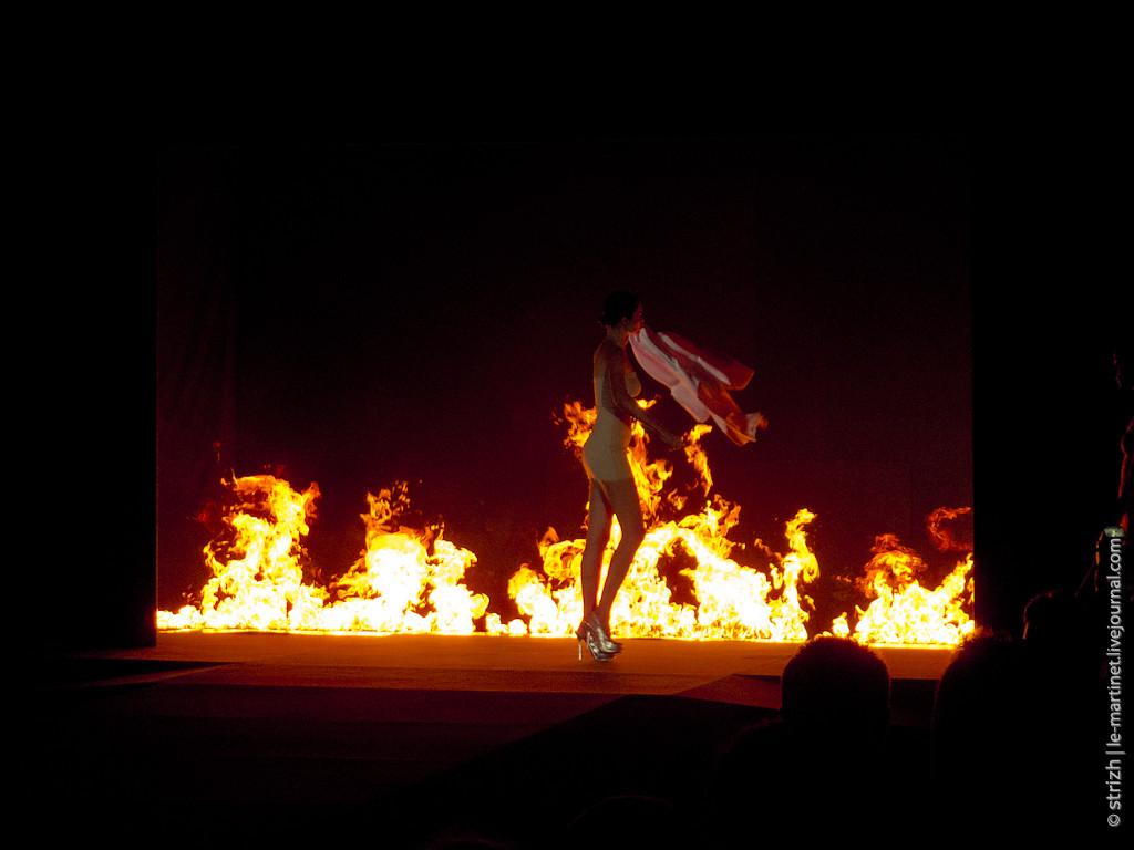 burning fashion