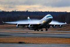 B-HUP Cathay Pacific Airways Cargo (Bob Garrard) Tags: ted alaska airport pacific stevens cargo international anchorage boeing airways anc cathay 747 747400 panc bhup 747467f greightusa