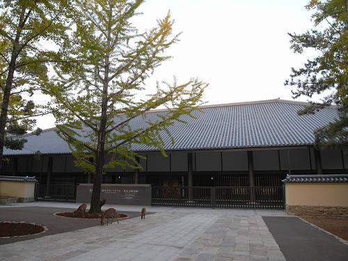 貴重な寺宝が並ぶ待望の展示施設『東大寺ミュージアム』