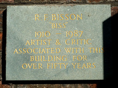 Photo of Stone plaque number 7930