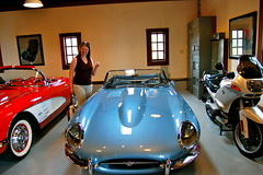 Me, Jaguar (mergenhagan) Tags: california napavalley reneka
