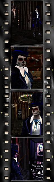 Macabre Filmstrip